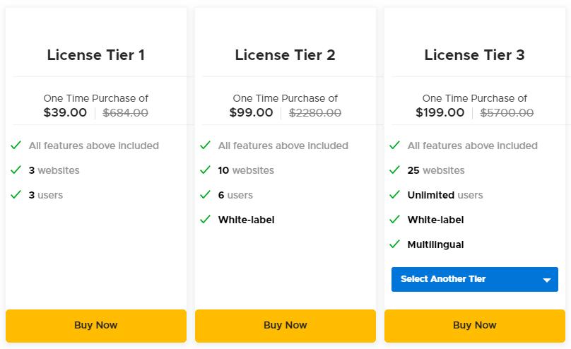 AppMySite AppSumo Pricing