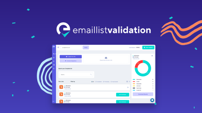 Email List Validation