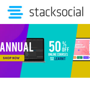 StackSocial Semi-Annual Sale 2021