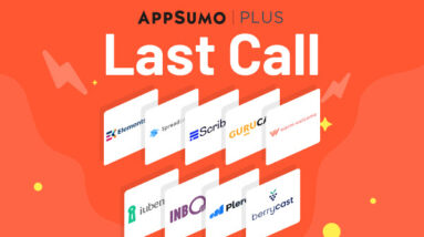 AppSumo Last Call - April 2021