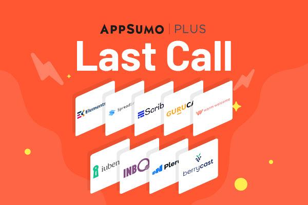 AppSumo Last Call - April 2021
