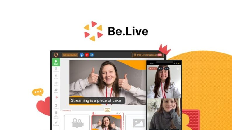 Be.Live